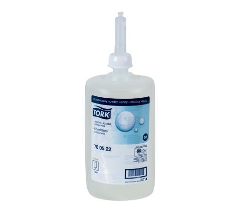 Tork Jabón Líquido Antibacterial