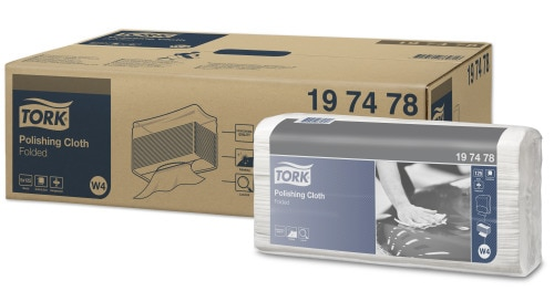 Tork Polishing Cloth Folded