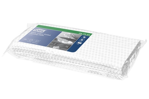 Tork® White Heavy-Duty Colour-Coded Cleaning Cloth