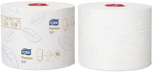 Tork SoftPremium keskmise suurusega rulltualettpaber