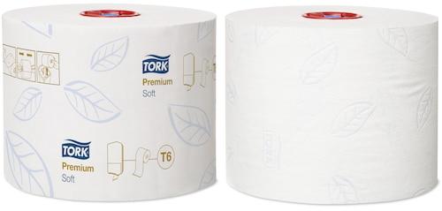 Jemný toaletní papír Tork Mid-Size Premium