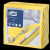Tork Yellow Dinner Napkin