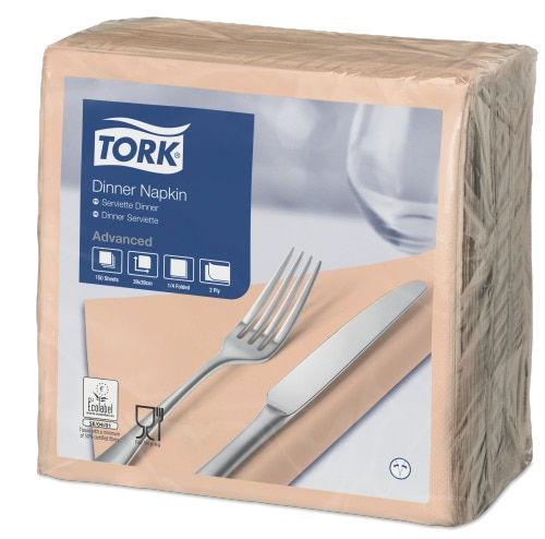 Tork Serviette Dinner, Saumon