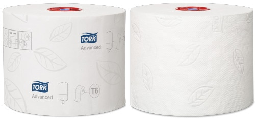 Tork Papier toilette rouleau Mid-size Advanced