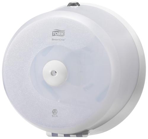 Tork SmartOne® mini dozownik do papieru toaletowego wroli
