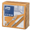 Tork Orange Middagsserviett