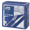 Tork Dark Blue Dinner Napkin