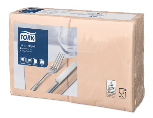 Tork Serviette Lunch, Saumon