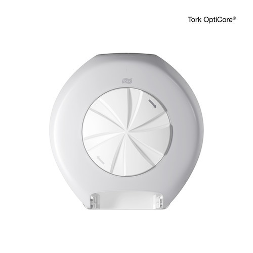 Tork® 3 Roll Bath Tissue Roll Dispenser for OptiCore®