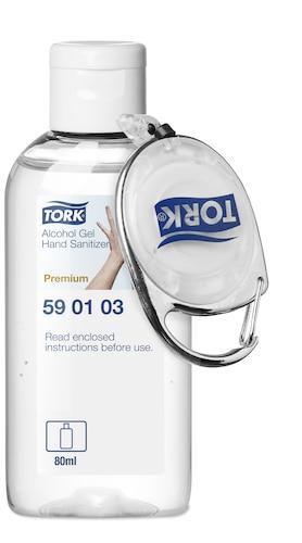 Tork gélová dezinfekcia rúk s alkoholom 80ml (biocíd)