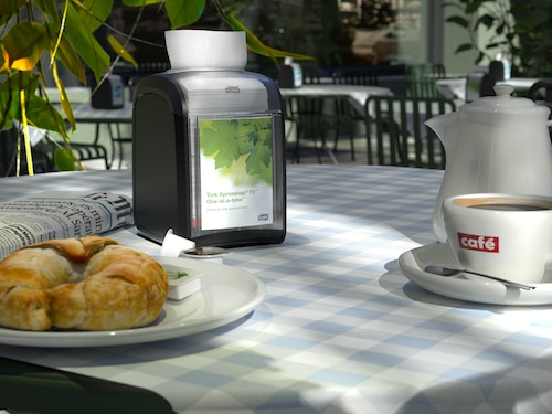 Tork Xpressnap Fit® Tabletop Napkin Dispenser