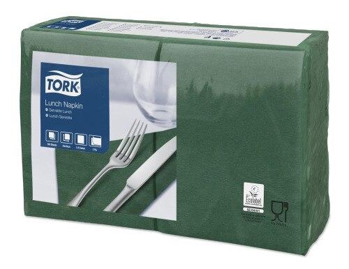 Tork Serviette Lunch, Vert sapin