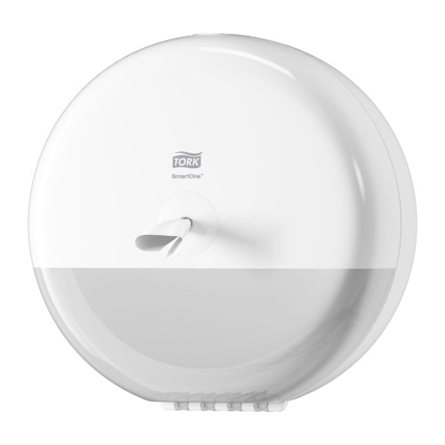 Tork SmartOne® Toilet Roll Dispenser White