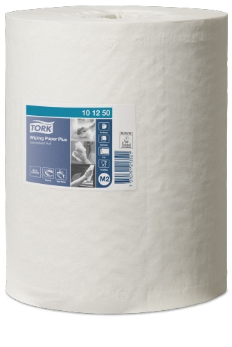 Tork®  Wiping Paper Plus Centerfeed Roll