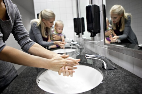 GHD2018 Washing hands