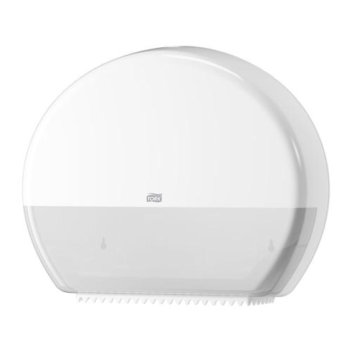 Tork Jumbo Bath Tissue Roll Dispenser, with Reserve