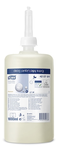 Tork Extra Mild Liquid Soap (Cosmetic)
