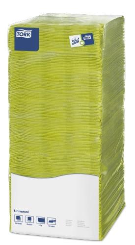 Tork limeta zelena salveta za koktele 1-slojna