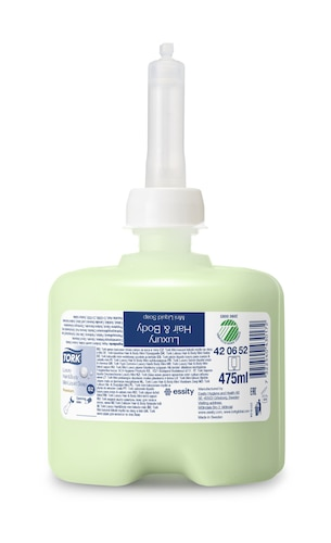 Tork Luxury Hair & Body Mini Liquid Soap (Cosmetic)