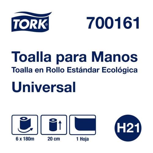 Tork Toalla en Rollo Universal