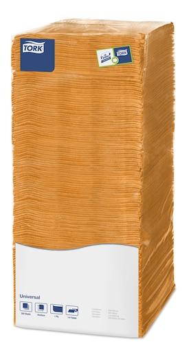 Tork салфетки 25 оранжевые