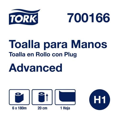 Tork Matic® Toalla en Rollo Advanced