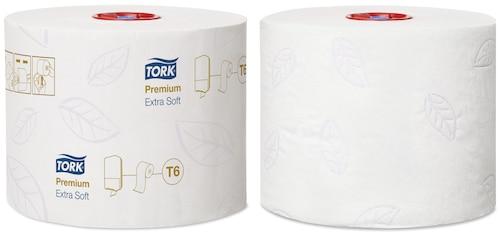 Tork Extra Soft rola toaletnog papira srednje veličine Premium – 3-slojna