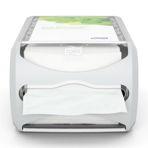 Dozator Tork pentru Șervețele de Masă Tork Xpressnap® Counter
