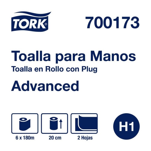Tork Matic® Toalla en Rollo Advanced
