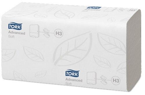 Листовые полотенца Tork сложения Singlefold