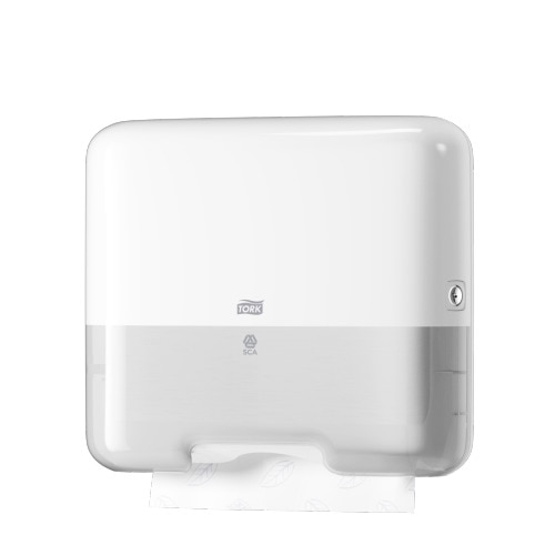 Tork®  Singlefold Mini Hand Towel Dispenser