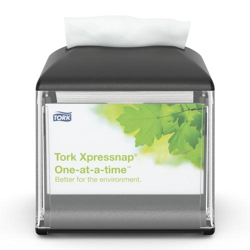 Dozator Tork pentru Șervețele de Masă Tork Xpressnap Snack®