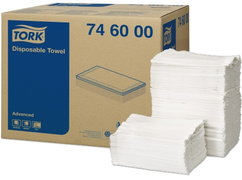 Tork Wash Cloth Advanced