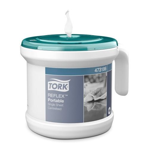 Tork Reflex™ Portable Centrefeed Dispenser System