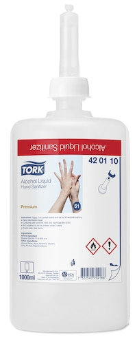 Tork Solution Hydro-Alcoolique (Biocide)