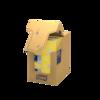 Tork žlté servítky - kokteilové
