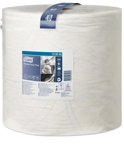 Tork Plus Wiping Paper χαρτί καθαρισμού