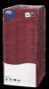 Tork șervețele de masă cocktail Roșu bordo 1 strat