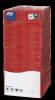 Tork șervețele de masă cocktail roșii 1 strat