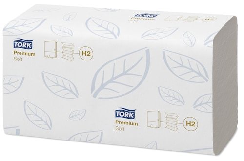 Tork Xpress Soft Multi-fold Hand Towel Premium Mfold
