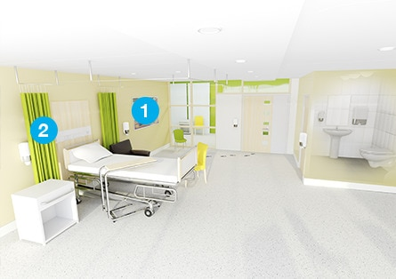 Hospital single patient room.png
